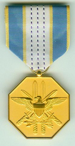 Joint Civilian Service Commendation Award